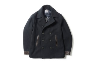 OriginalFake 2011 Fall/Winter Pea Coat