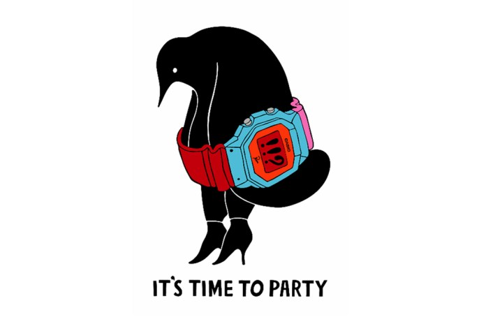 "Parra ""It's Time to Party"" Pop-Up Shop @ BEAMS T HARAJUKU"