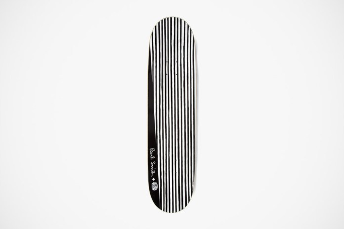 Paul Smith x Alien Workshop Skate Deck