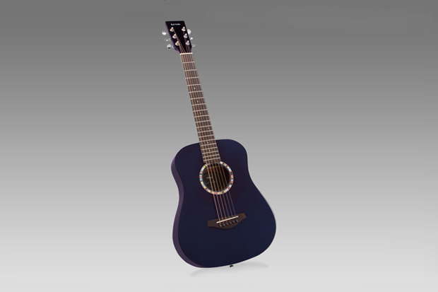 Paul Smith x Vintage Guitars Purple Travel Acoustic Guitar