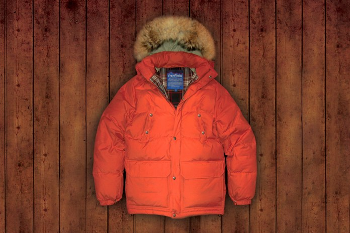 "Penfield ""Race for the Summit"" Down Insulated Parka"