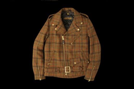 Perfecto Brand by Schott NYC Bertie in Olive Motorcycle Jacket