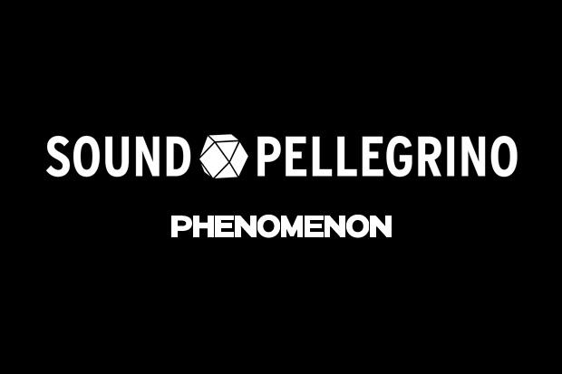 """Sound Pellegrino x Phenomenon """"Sound Pellegrino Thermal Team & Big O"""""""