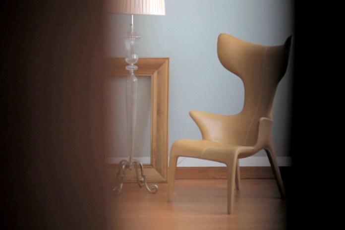 Philippe Starck for Le Royal Monceau-Raffles Paris Video