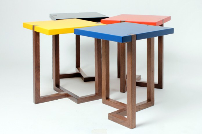 Piet Side Tables by Hugo Passos