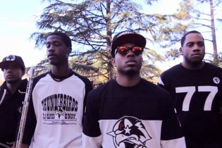 "Play Cloths 2011 Holiday ""PCU Thunderbirds"" Video Lookbook"