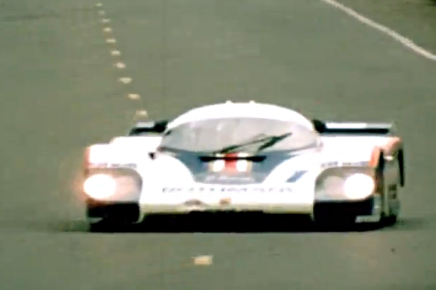 Porsche in Le Mans: The Early Years Video