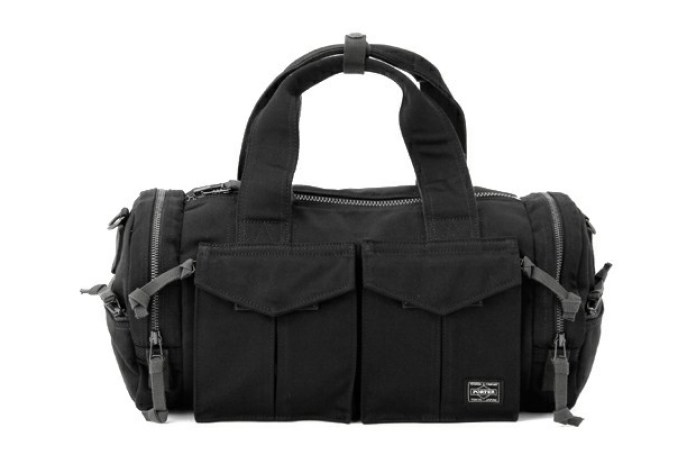 Porter Peace Drum Boston Bag