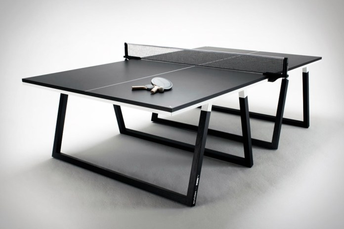PUMA Blackout Ping Pong Table