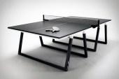 PUMA Blackout Ping Pong Table