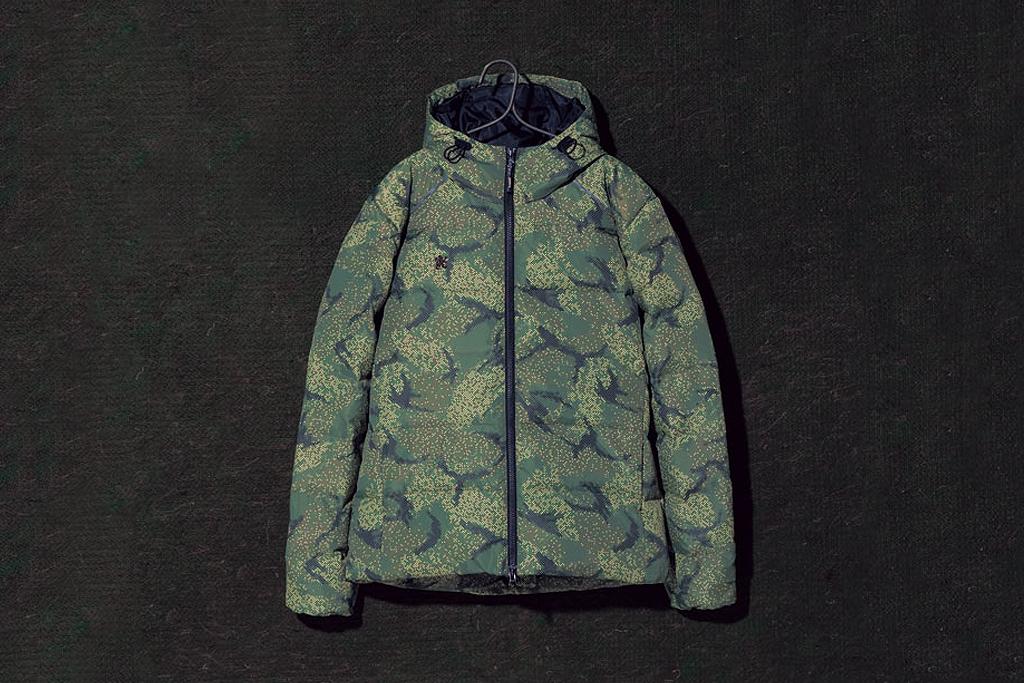 r newbold x umbro 2011 winter down jacket