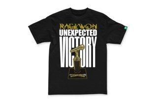"Raekwon x Mighty Healthy ""Unexpected Victory"" T-Shirt"