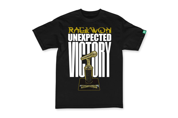 raekwon x mighty healthy unexpected victory t shirt