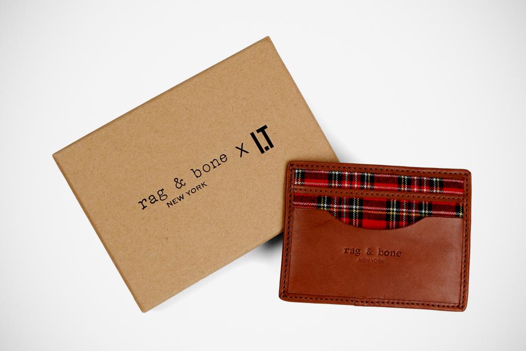 Rag & Bone x I.T Card Holder