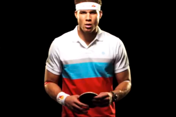 Red Bull: Blake Griffin, Professional Ping Pong Player?