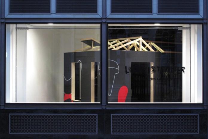 """Rei Kawakubo x Hiraku Suzuki """"Love is Tender"""" Installation @ Dover Street Market"""