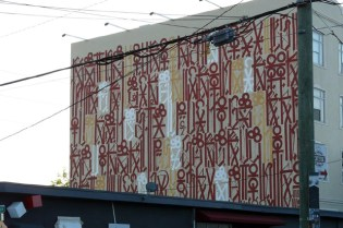 Retna @ Art Basel Miami 2011