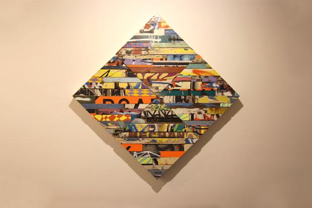"Revok ""Triumph & Tragedy"" Exhibition @ Vicious Gallery"