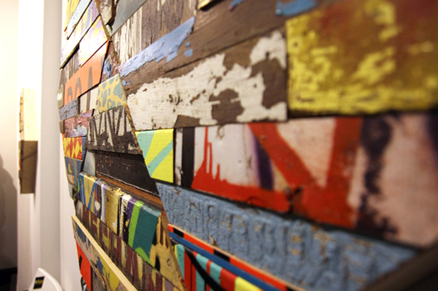 revok triumph tragedy exhibition vicious gallery