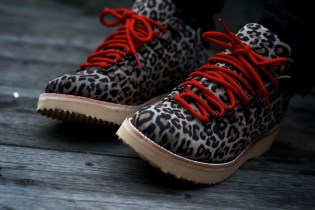 Ronnie Fieg x Caminando Mountain Mid Collection