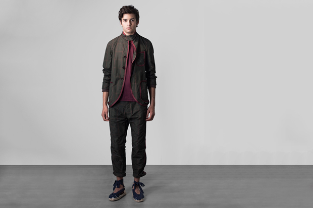 sacai 2012 Spring/Summer Collection