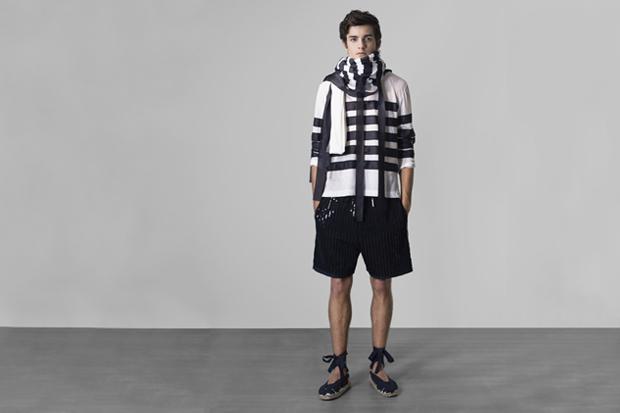sacai 2012 Spring/Summer Collection
