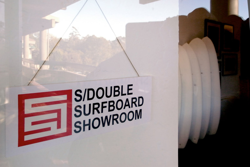 S/Double Surfboard Showroom