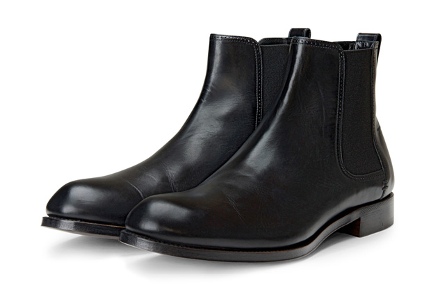 Sergio Rossi Basic English Boot
