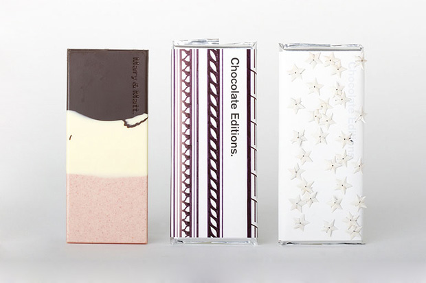 Shipley & Halmos x Chocolate Editions Neapolitan Bars
