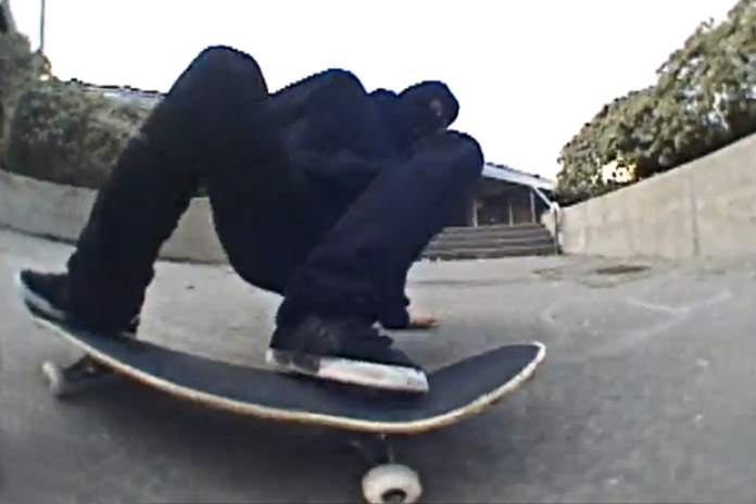 Skateboarding is a Crime Video