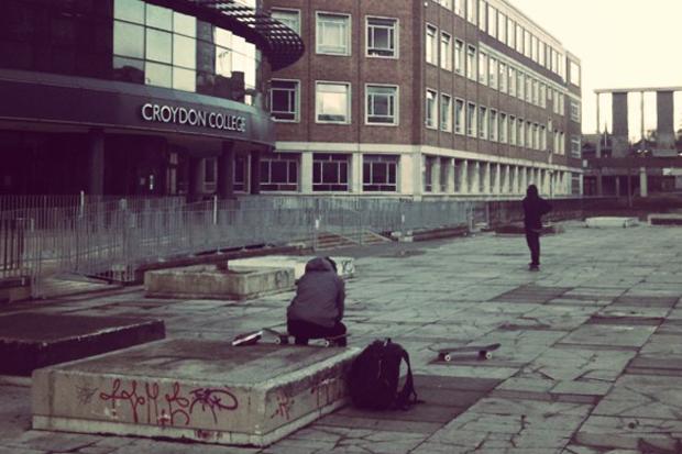 Slam City Skates: City of Rats