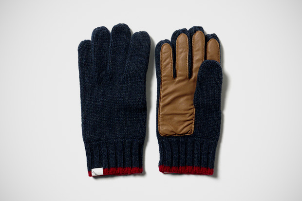 SOPHNET. Knit Gloves