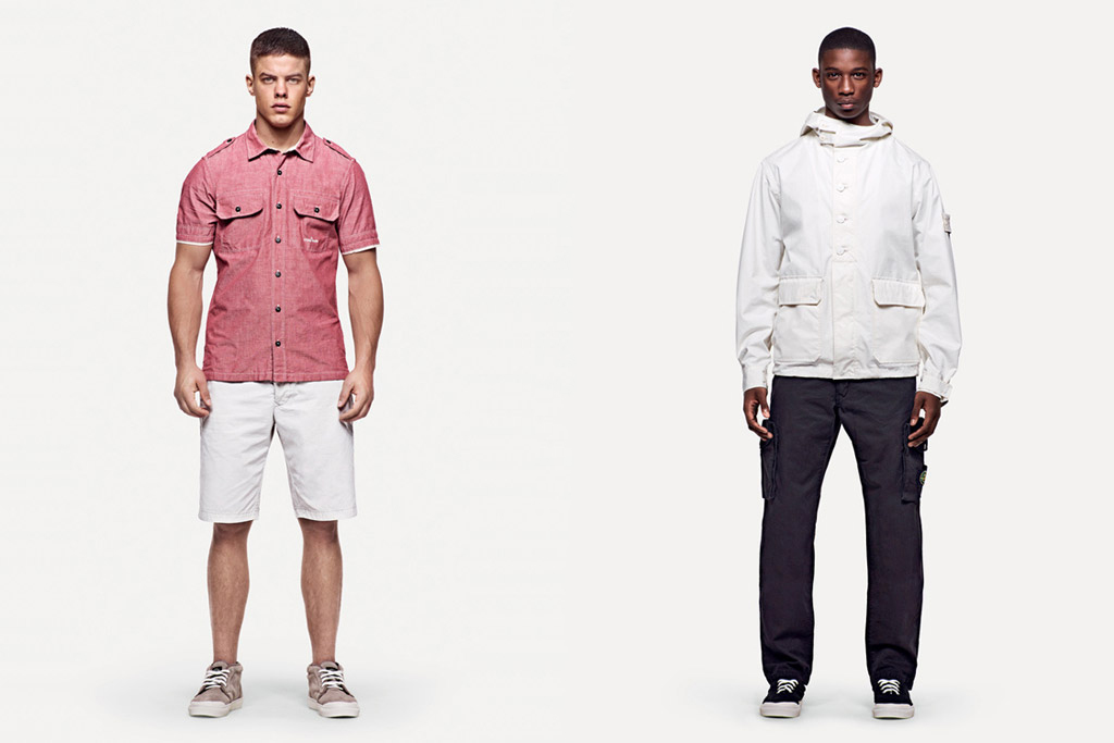 Stone Island 2012 Spring/Summer Lookbook