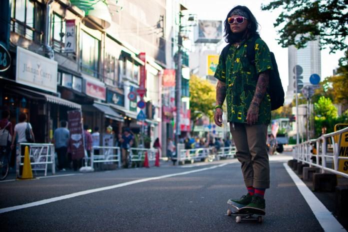 Streetsnaps: Shredding
