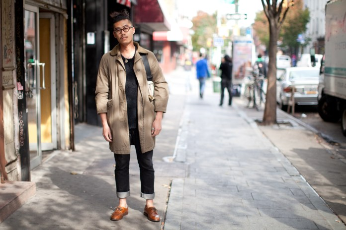 Streetsnaps: Sockless