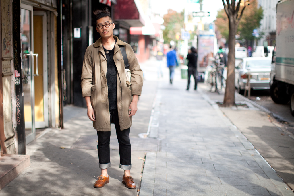 Streetsnaps: Sockless