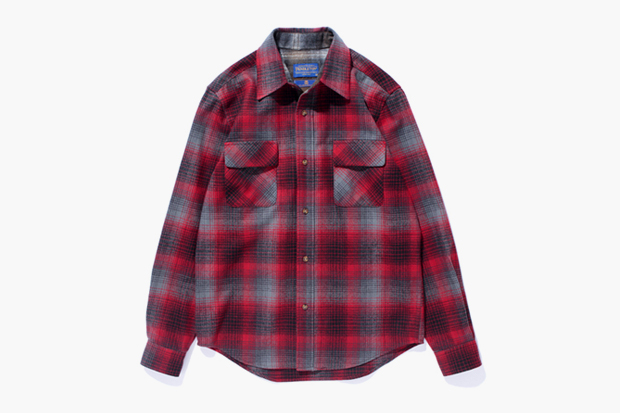 Stussy x Pendleton Capsule Collection