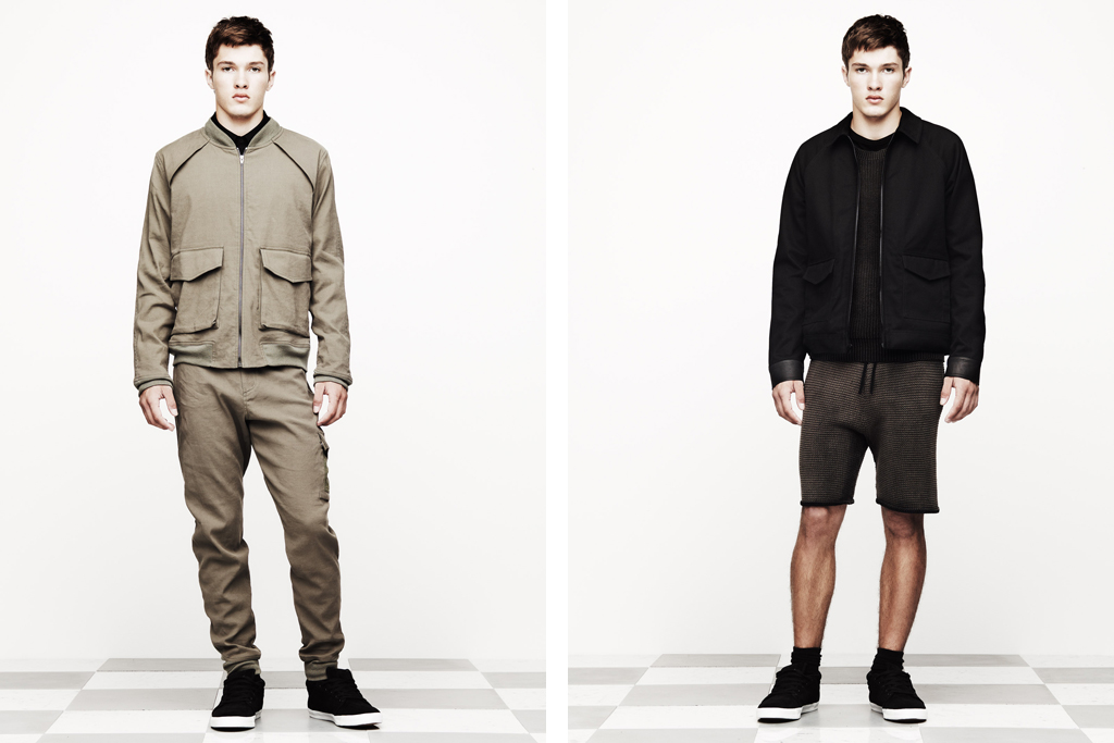 T by Alexander Wang 2012 Spring/Summer Collection