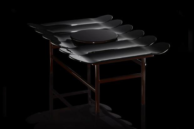 table mingskatable by jean charles de castelbajac