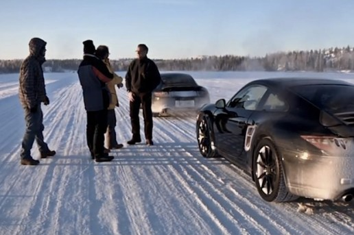 Testing the 2012 Porsche Carrera 911 Video