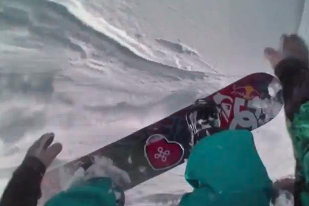 The Art of FLIGHT: Travis Rice Bonus Footage