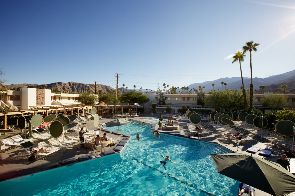the comex group x ace hotel palm springs