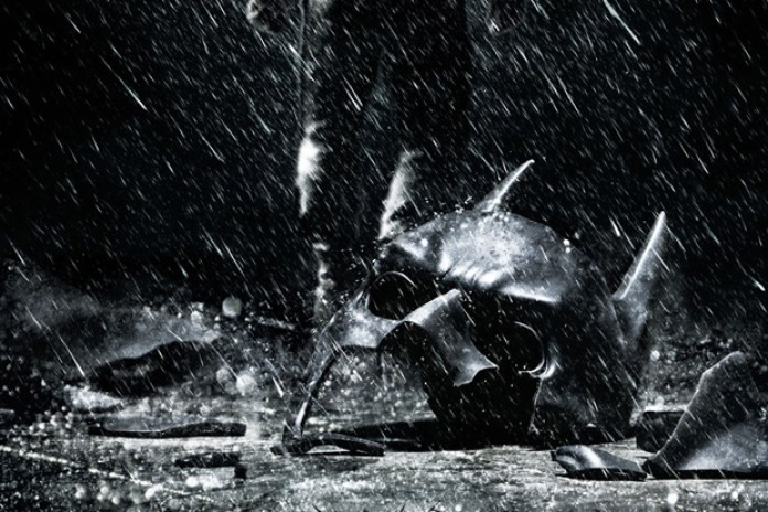 The Dark Knight Rises Second Teaser Poster