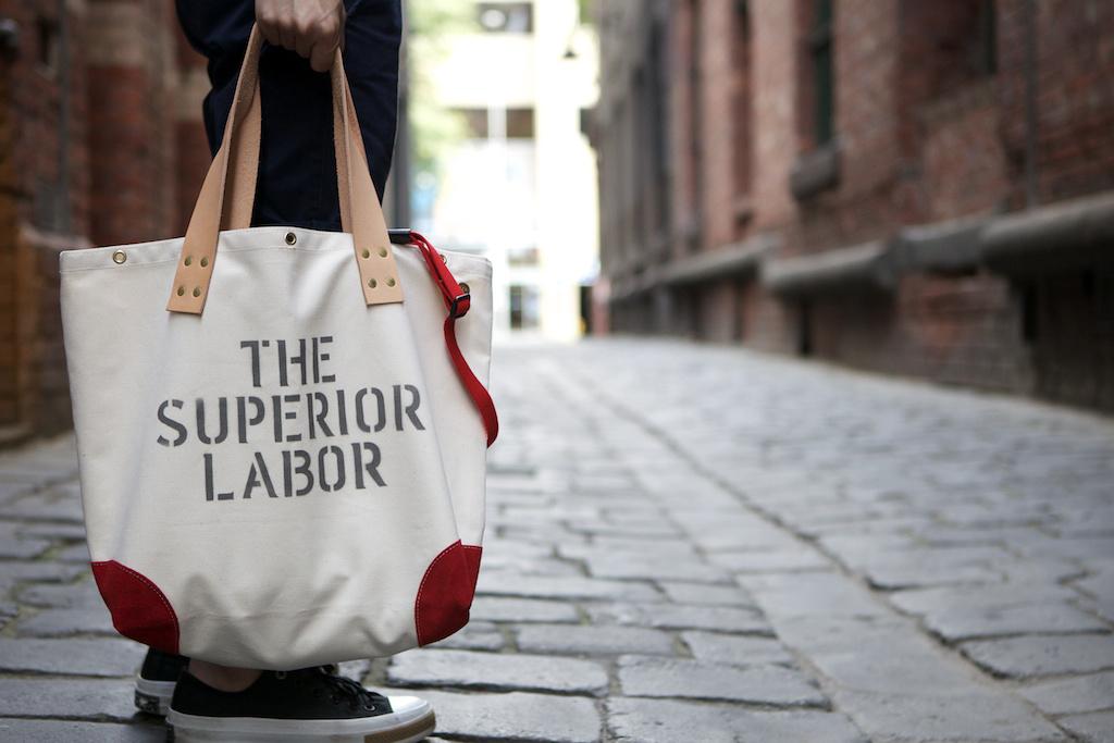 The Superior Labor Market Bag