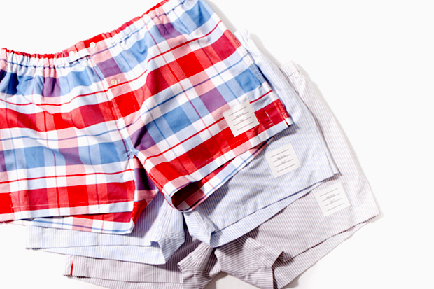Thom Browne for I.T Boxers