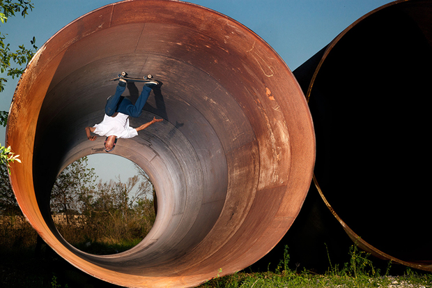 Thrasher: Most Jaw-Dropping Skateboarding Images of 2011