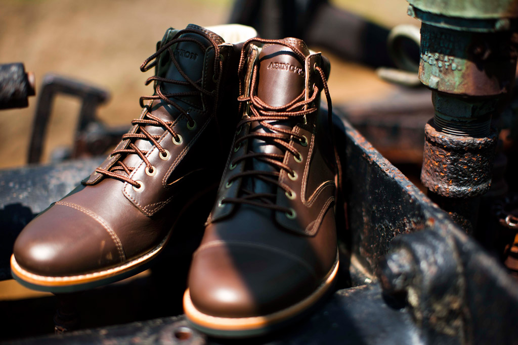 Timberland Abington 2012 Spring/Summer Preview