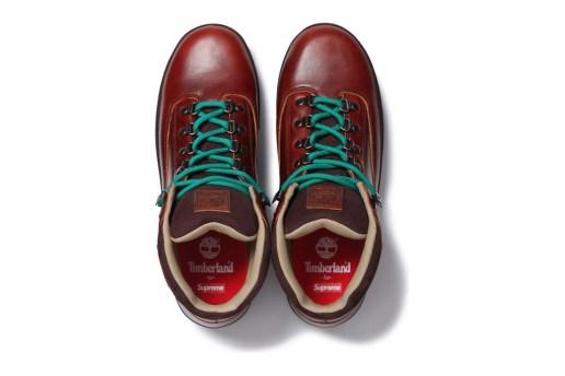 Supreme x Timberland Euro Hiker Boot