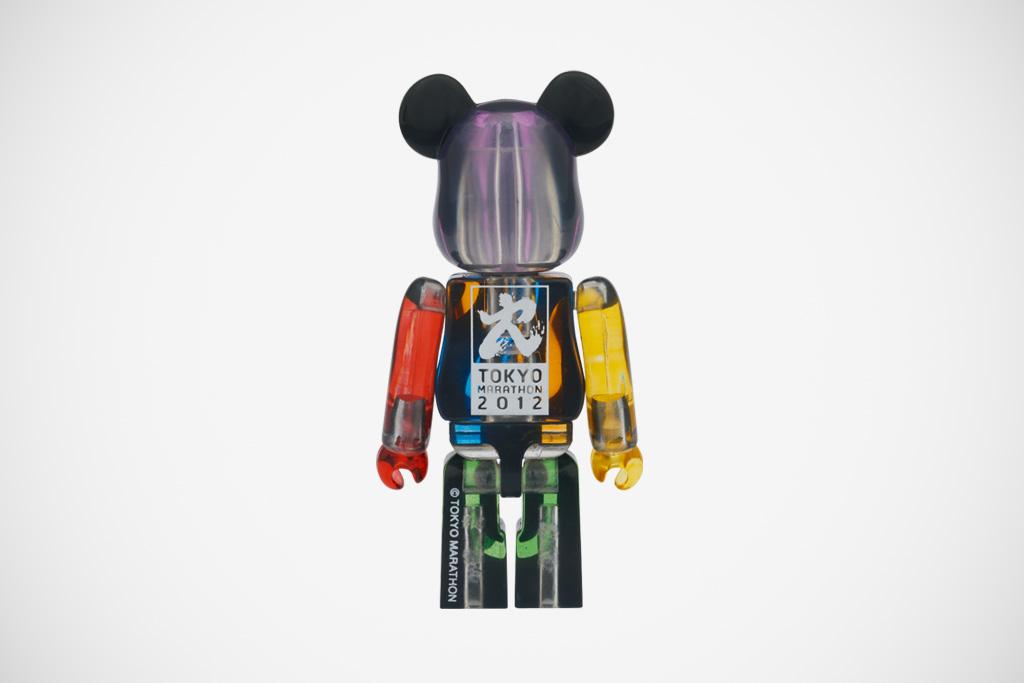 Tokyo Marathon x Medicom Toy Bearbrick