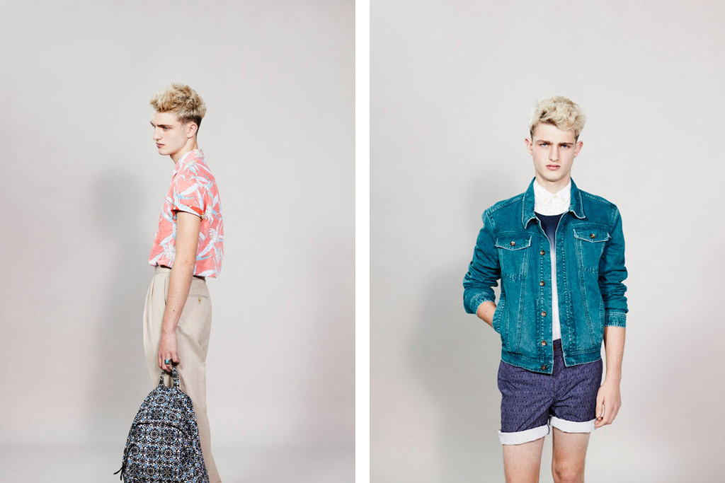 Topman 2012 Spring/Summer Lookbook